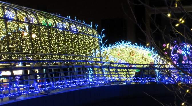 【福岡県】北九州市|小倉イルミネーション
